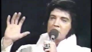 Elvis Presley How Great Thou Art Live 1977