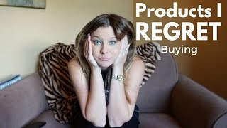 Products I Regret Buying | The New Mom
