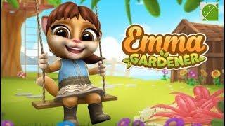 Emma the Gardener Flower Garden Games - Android Gameplay FHD