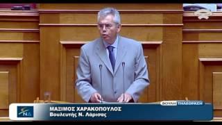 20-07-2016 - Ομιλία στην Ολομέλεια της Βουλής για την απλή αναλογική.