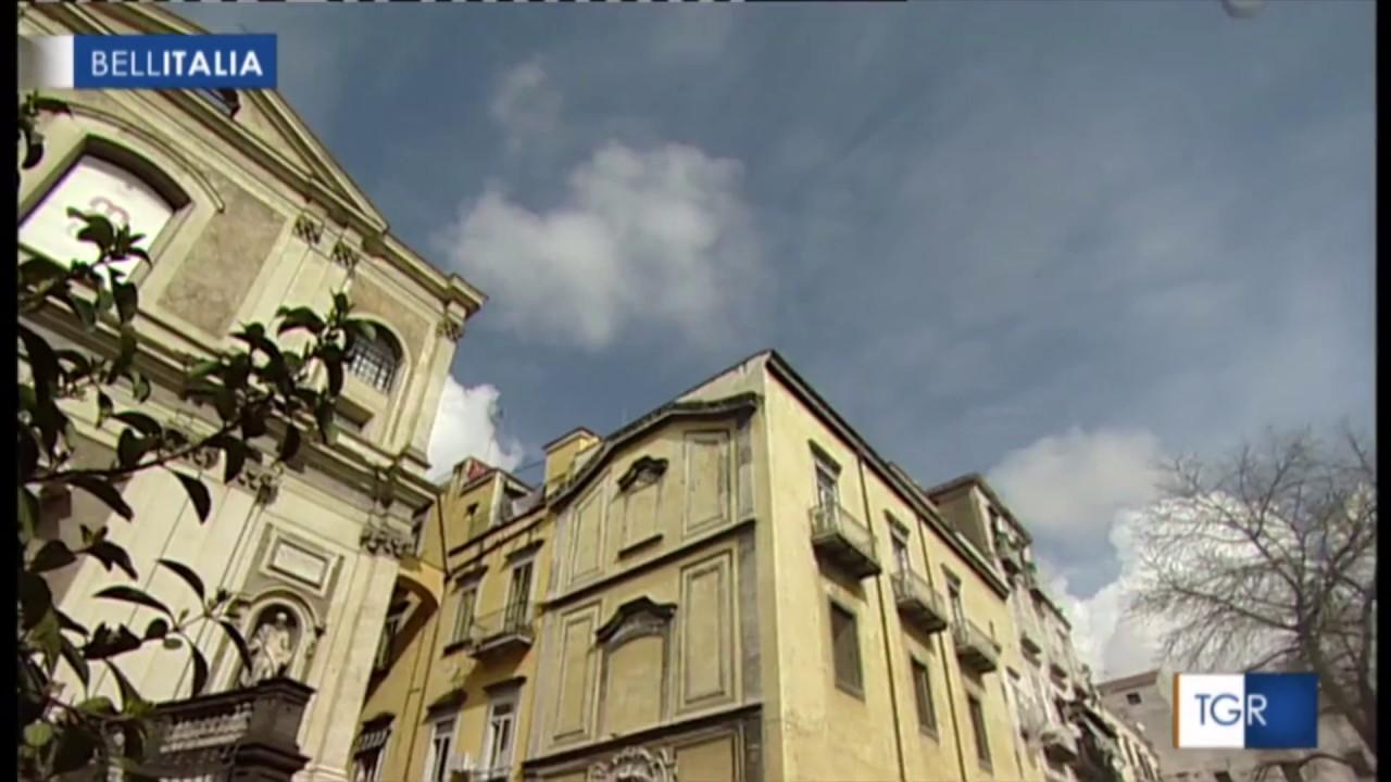 Museo Diocesano Napoli.Tgr Bellitalia Museo Diocesano Napoli Complesso Monumentale