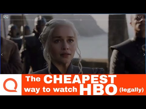 The Cheapest Way to Watch HBO Legally