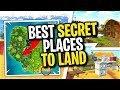 The 3 Best Places To Land For EASY WINS And LEGENDARY Weapons