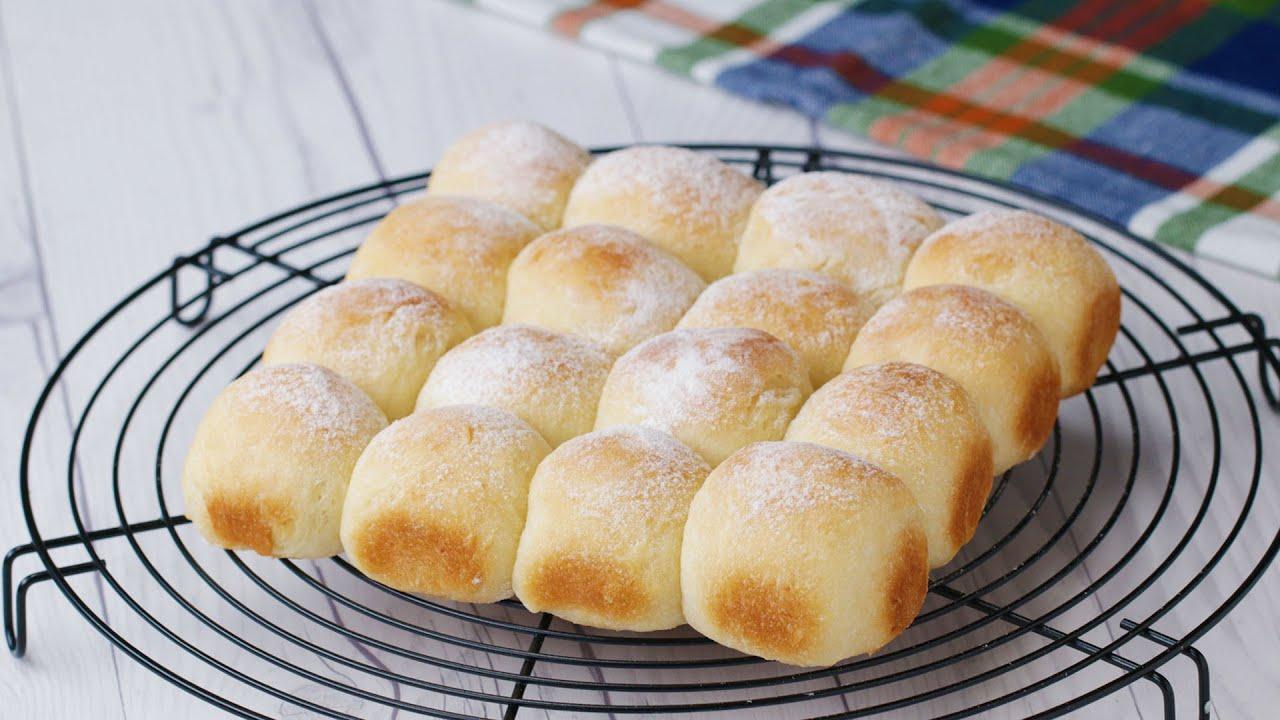 簡単 白パン