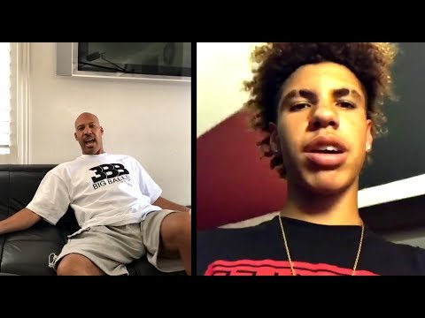 """LaVar Ball Explains Why He Forfeit Big Ballers Playoff Game : """"THESE REFS TRY TO CHEAT US"""""""