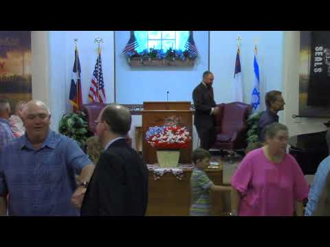 Sunday Evening Service 8-27-2017