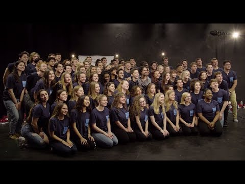 """""""You Will Be Found"""" feat. the 2019 Jimmy Awards Nominees 