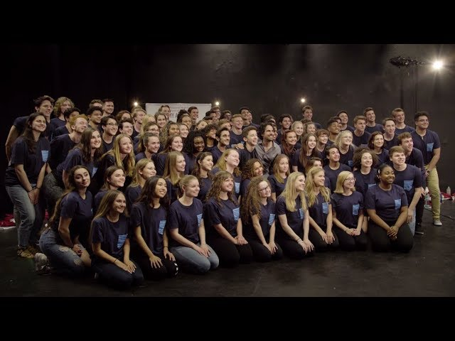 """You Will Be Found"" feat. the 2019 Jimmy Awards Nominees 