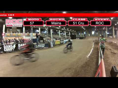 2013 USA BMX Race of Champions Part 2