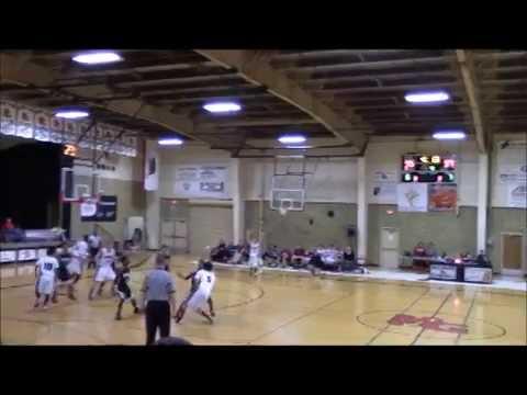 Mesa Grande vs Bloomington Christian 2015