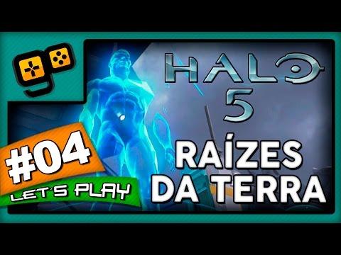 Let's Play: Halo 5 [DUBLADO] - Parte 4 - Raízes da Terra