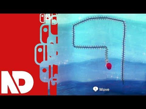 [Super Mario Odyssey] Lake Kingdom Gameplay 1