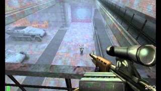 Return To Castle Wolfenstein Mission 5 - Deathshead's Playground - Part 1-Ice Station Norway-