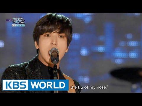 CNBLUE - Cinderella (신데렐라) [Music Bank HOT Stage / 2015.10.09]