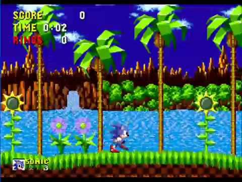 Sonic music with lyrics 1: Green Hill Zone