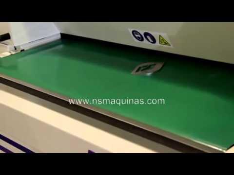 NS Maquinas DMC - станок для зачистки мелких заусенцев и скругления кромки