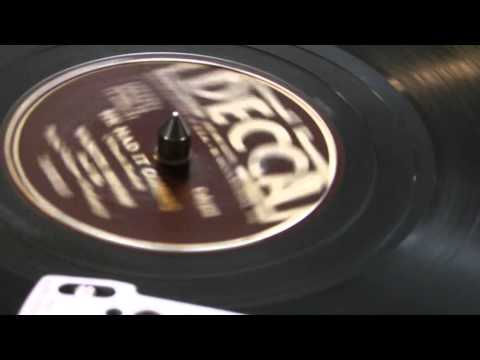 78 DECCA ALBUM 78 18005B HE HAD IT COMING WILMOTH HOUDINI AND HIS ROYAL CALYPSO ORCHESTRA