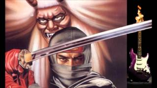 revenge of shinobi long distance epic rock guitar ballad