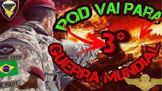 Baixar PQD Eu vou Para a 3³ Guerra Mundial Coréia do Norte- Exército Brasileiroc