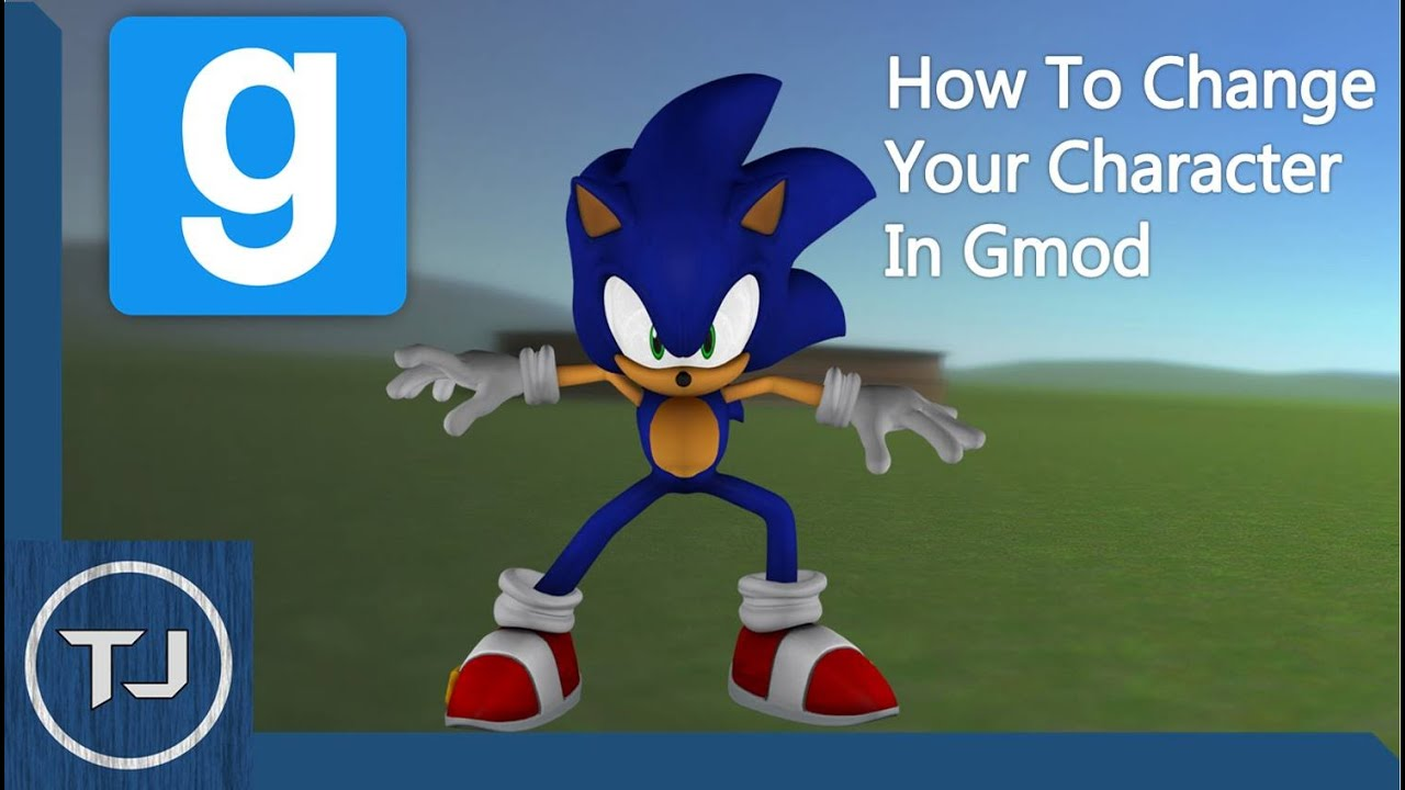 How To Change Your Character In Gmod! (Garry's Mod)