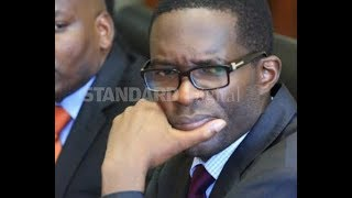 IEBC CEO Ezra Chiloba on the spot in Supreme Court full judgement