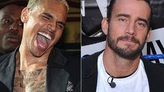 Chris Brown vs. CM Punk!
