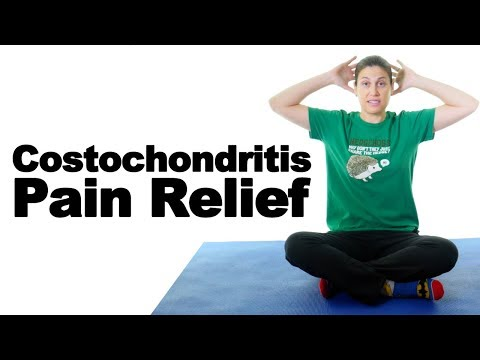 Costochondritis Treatment Ask Doctor Jo