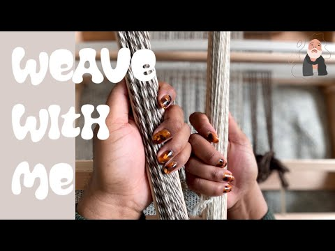 Weave With Me: Deconstructed Houndstooth Sampling on a Rigid Heddle Loom