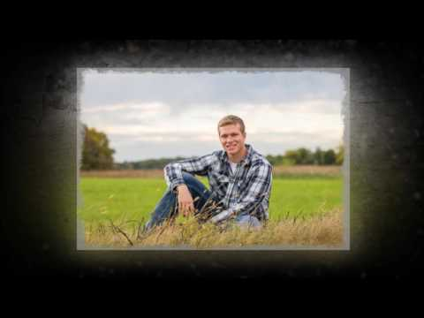 Brandon Senior Pictures- Belle Plaine High School