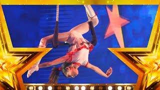 Petruska vence a su enfermedad montada en su trapecio | Gran Final | Got Talent España 2018