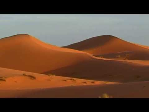 Erg Chebbi the highest dune in the Sahara of Morocco