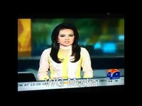 Samina Ramzan Geo Anchor Dabang - Media Generator | мG