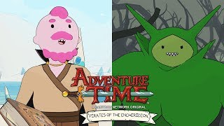 Adventure Time PIRATES OF THE ENCHIRIDION All Boss Fights & Ending