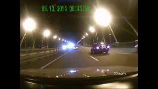 Need For Speed с Toyota Cresta по городу Владивосток