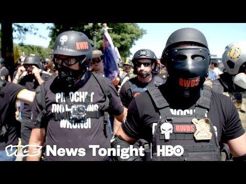 Patriot Prayer Is Dragging Antifa Into An Unwinnable PR War (HBO)
