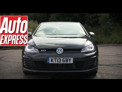 VW Golf GTI VS VW Golf GTD review - Auto Express