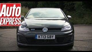 Volkswagen Golf GTD 2014 Videos