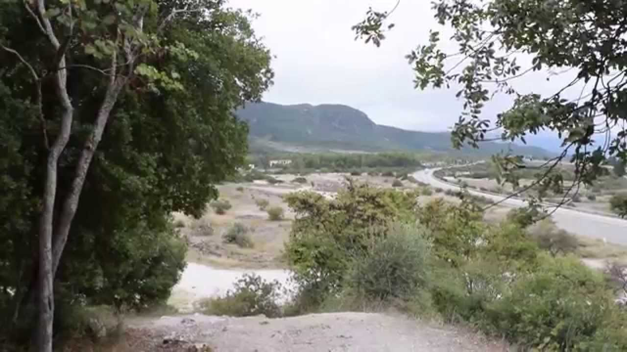 thermopylae kolonos hill and the 300 spartans 3 youtube