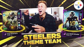 The All-Time Steelers Team!