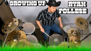 Ryan Follese Growing Up Drum Cover.mp3