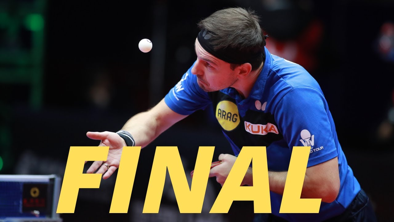 Download Timo Boll vs Kanak Jha | FINAL | German Cup 2021