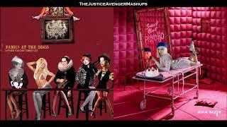 Panic! At The Disco VS Ava Max - I Write Sweets Not Psychos (Mashup)