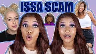 THE BIGGEST SCAM YOUTUBERS HAVE BEEN DOING LATELY |  KENZA COSMETICS EXPOSED