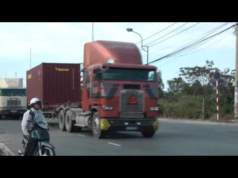 MORE TRUCKS SAIGON HO CHI MINH CITY VIETNAM