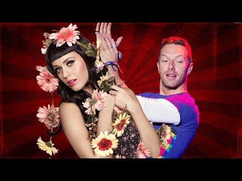 Katy Perry Vs Coldplay - Never Really Over Vs A Sky Full Of Stars (Djs From Mars Bootleg)