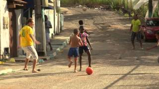 ALL EYES ON BRAZIL / 2014 World Cup in Brazil - The people's game