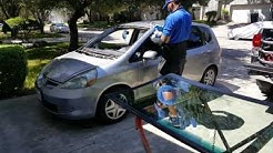 Honda Fit Windshield Replacement with Quality Master Auto Glass