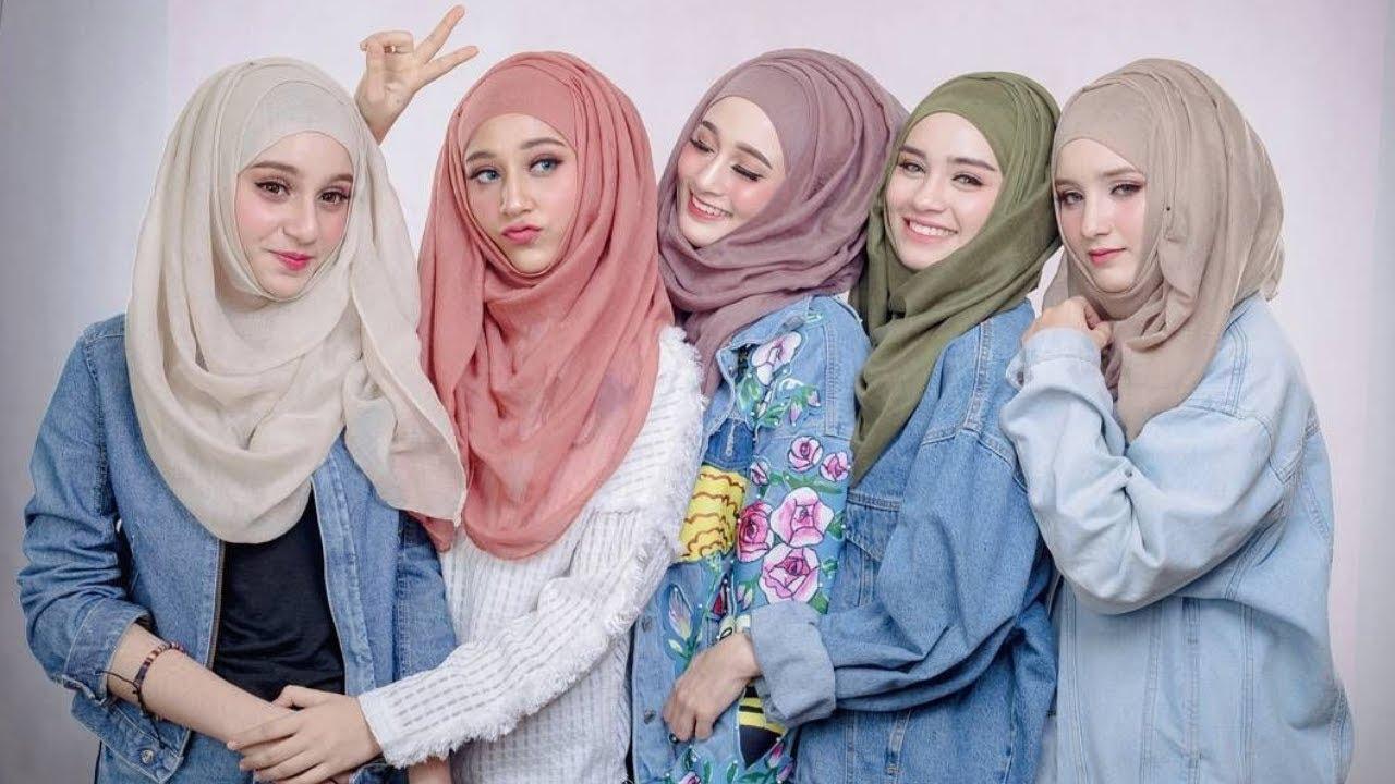 [VIDEO] - Hijabi fashion ❤ Beautiful Stylish Hijab outfits 2019 3