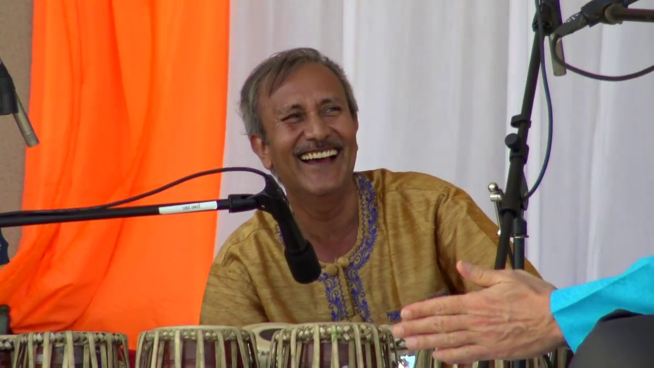 Sandip Burman Tabla Solo at India Fest
