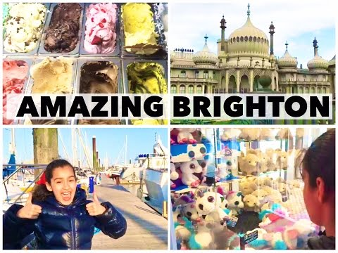 Get Outside - 10 Things to do in BRIGHTON